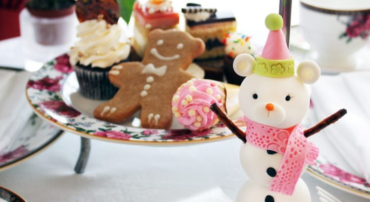 Best holiday tea parties in Southern California
