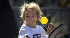 Pickleball is a smash hit in SoCal. Now younger players are picking up the paddle