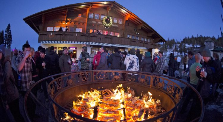 Great places to kick up your heels after you've kicked off your ski boots