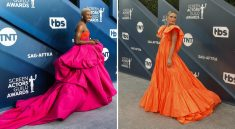 SAG Awards 2020 fashion: The stars shine bright and bold on the silver carpet
